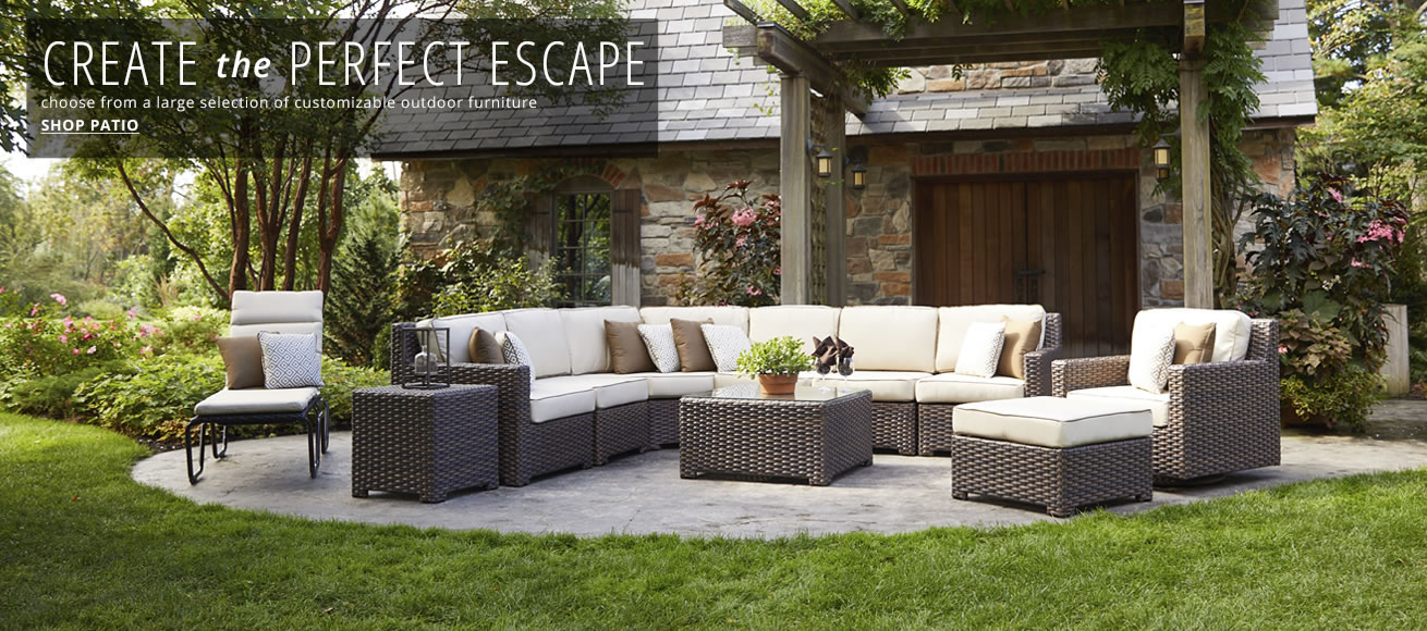 Our Outdoor Collections Suit Any E And Style